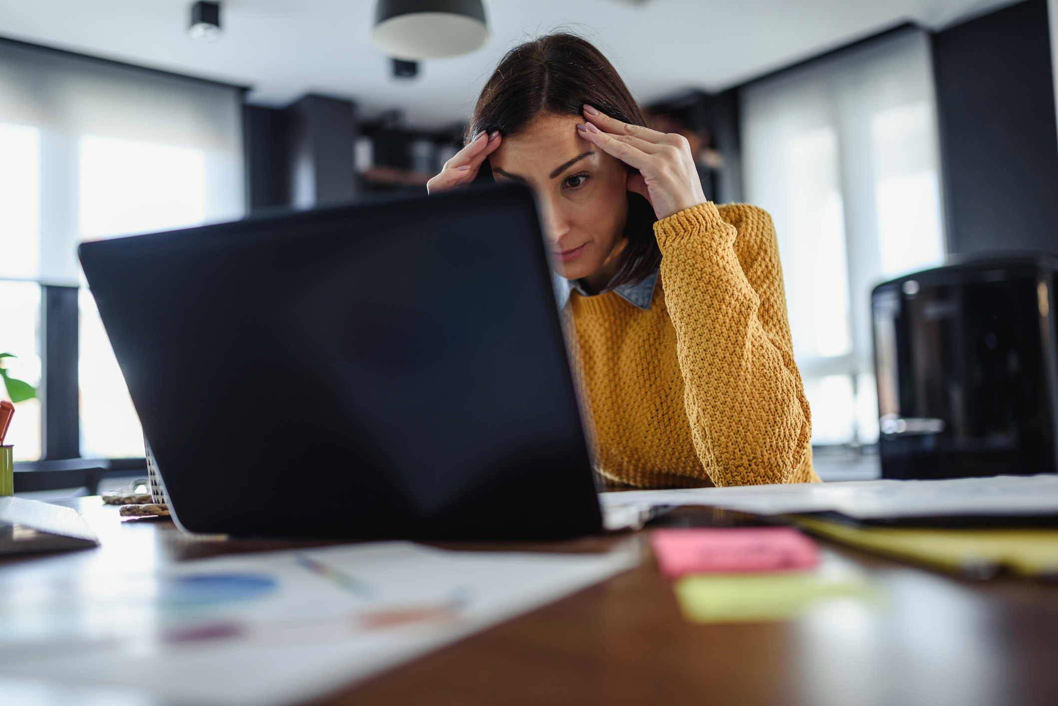 This is the reason your middle managers are stressed